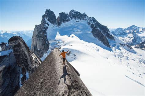 Mason Earle and Erik Leidecker Climb Bugaboo Classics?Part One
