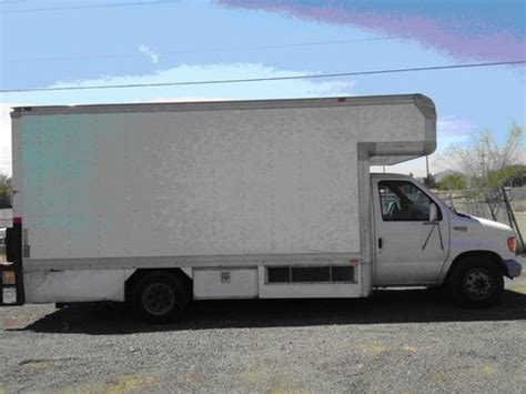 1998 ford f350 diesel for sale purchase used 1998 ford diesel f350 14ft box truck in