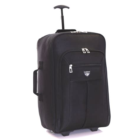 cabin bags for ryanair ryanair cabin flight wheeled suitcase luggage holdall