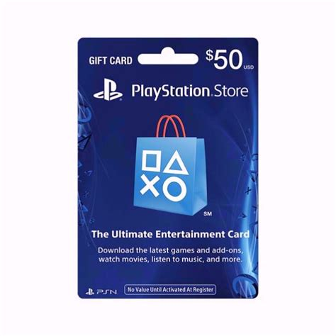 Playstation 3 Gift Cards - jun10 playstation store 50 gift card ps4 games gameflip