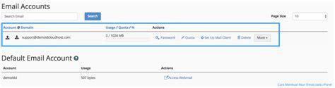 cara membuat email baru pada playstore cara membuat akun email pada cpanel idcloudhost