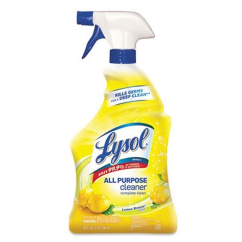 lysol  purpose cleaner lysol spray bottle cleanitsupplycom