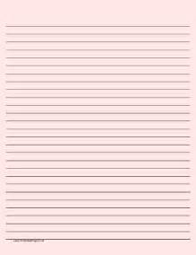 colored lined paper printable lined paper light wide black lines