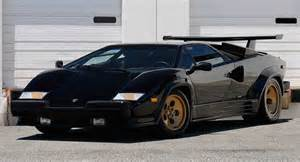 Lamborghini Countach 400 000 Is What Separates Your From This Low Millage