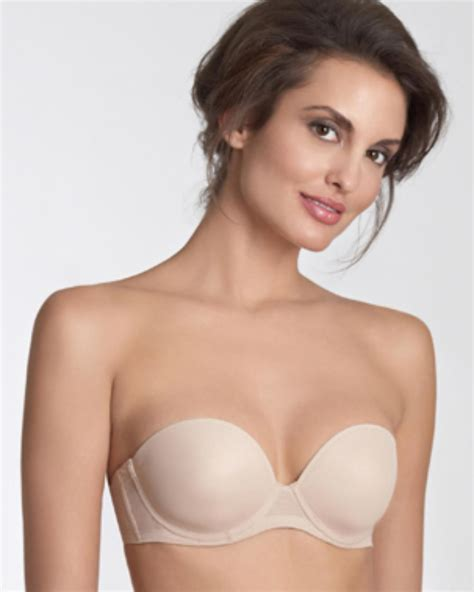 comfortable strapless bra that stays up simone perele gables corset shoppe