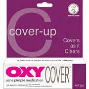 Oxy Anti Pimple Gel Whitening rohto mentholatum malaysia