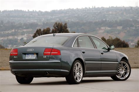 Audi A8 2009 by Review 2009 Audi A8 L Photo Gallery Autoblog