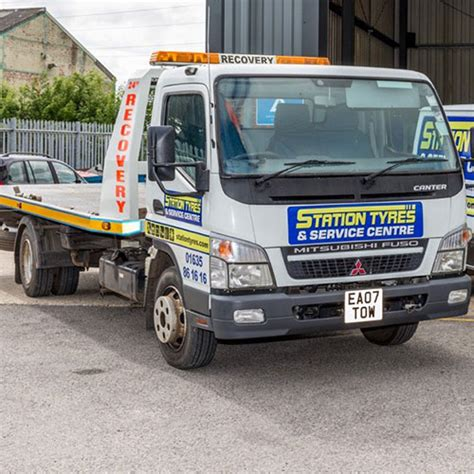 Car Tyres Newbury by Station Tyres Free Recovery In Newbury Thatcham