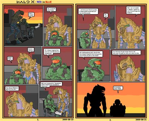 Edit My Resume Online by Halo X Red Vs Blue By Skyward Dreamer On Deviantart