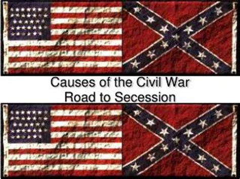 ppt 21 the road to secession pt ii powerpoint