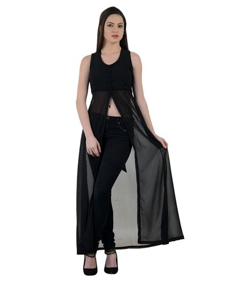 Maxi New Imah 2in1 Recomended raabtaa black front open maxi dress buy raabtaa black front open maxi dress