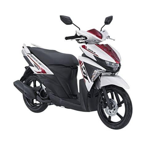 Lu Led Motor Gt 125 jual yamaha all new soul gt 125 explorer white sepeda
