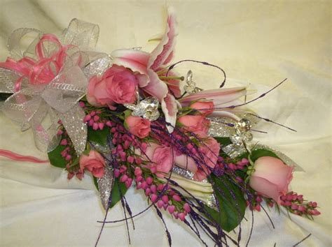 Prom Bouquets by 78 Images About Flowers On Wrist Corsage For