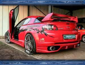 mazda rx8 rear bumper shogun