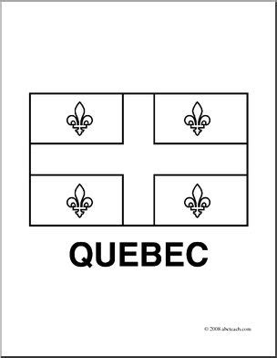 coloring pages quebec clip art flags quebec coloring page i abcteach com
