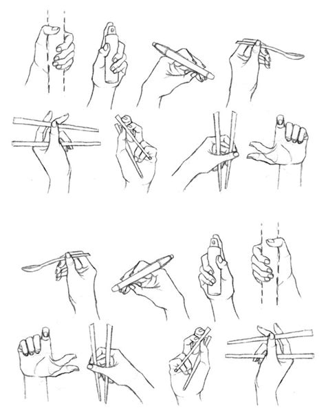 vector hand tutorial references for the soul
