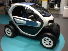 Low Speed Electric Vehicles Canada Renault Twizy Sales Reunite Canada And