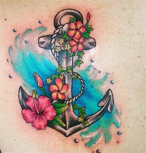 pisces flower tattoo designs mermaids and tropical tattoos design