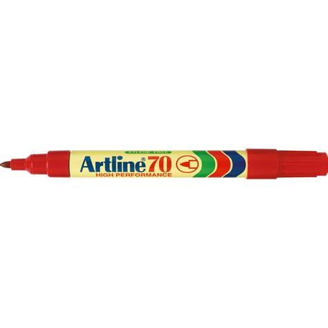Pen Paper Spidol Artline Permanent Marker 70 artline ek 70 permanent marker 宏智國際文儀有限公司 文具文儀用品供應商