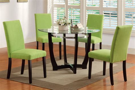 multi colored dining chairs modern storage containers sea