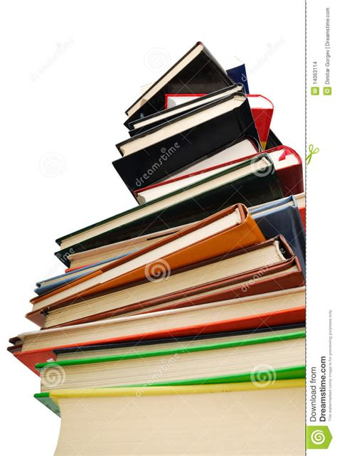mountain books mountain of books stock images image 14063114