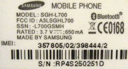 Lookup Phone Number By Imei Imei Label Or Stick Exles