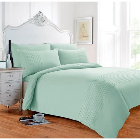 h and m bedding silentnight pintuck double bed set bedding b m