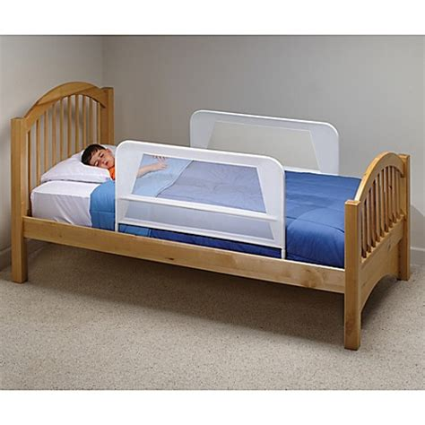 where to buy bed rails buy kidco 174 mesh bed rails in white set of 2 from bed