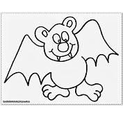 KonaBeun  Zum Ausdrucken Ausmalbilder Fledermaus 17103