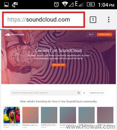 soundcloud mobile site how to view soundcloud desktop version site on