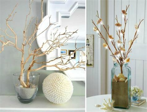 tree of wall decoration branch shells home 28 images