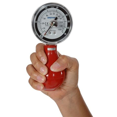 Handgrip Dynamometer saehan squeeze dynamometer sports supports mobility healthcare products