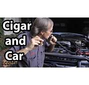 How To Find Vacuum Leak In Your Car Using A Cigar  YouTube