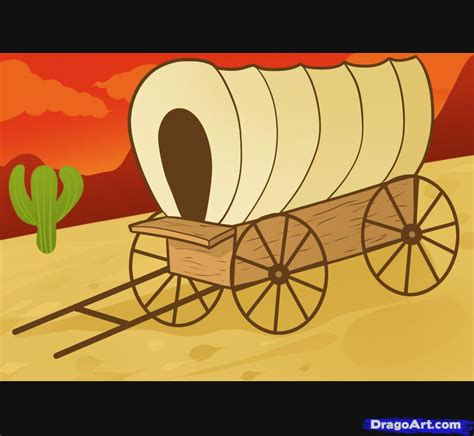doodle drawer how to draw a wagon step by step stuff pop culture