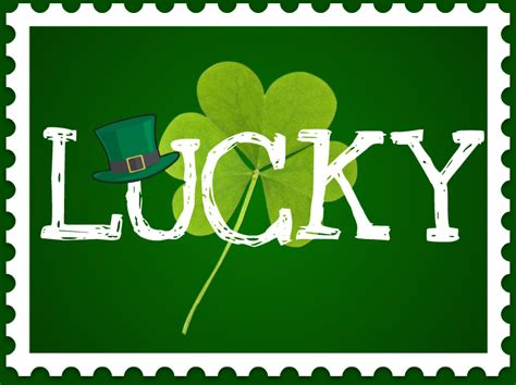 5 quot lucky quot st patrick s day printables mom on timeout
