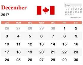 Calendar 2018 Canada Excel December 2017 Calendar Canada 2018 Calendar With Holidays