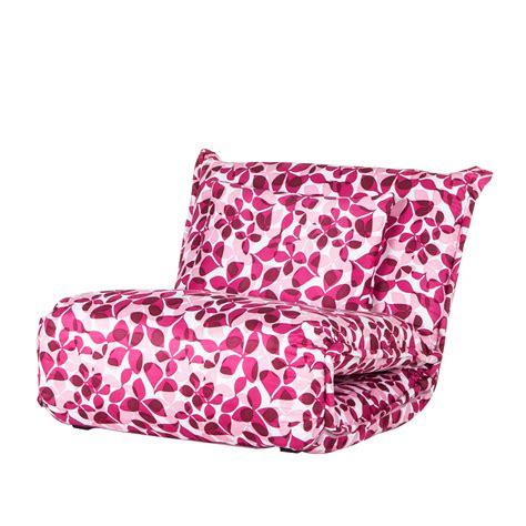 sessel matratze schlafsessel pink blumen schlafsofa schlafcouch g 228 stebett