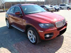 X6 Bmw Used Used 2008 Bmw X6 Photos 4400cc Gasoline Automatic For Sale