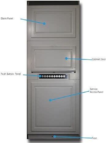 Accessibilité Cabinet by The Zack Rack Accessibile Storage Solution Disabled World