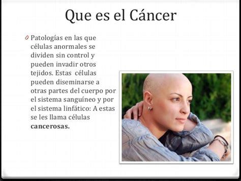 imagenes motivadoras sobre el cancer que es el cancer