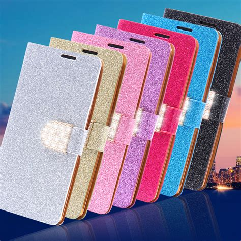 Best Casing Cover Flip Wallet Bling Glitter For Iphone 6 6s 4 7 Inch fashion stand wallet flip leather for lg g4 bling