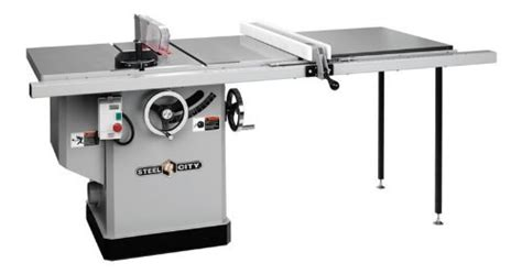Steel City Tool Works 35637 7 5hp 12 Inch Table Saw With
