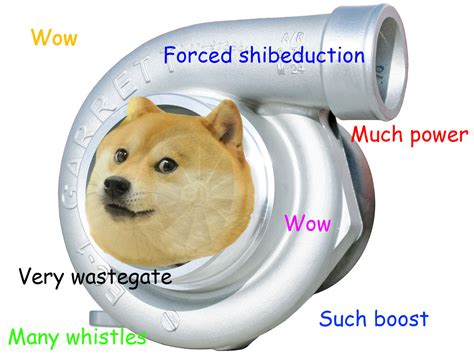 Doge Meme Car - such fun much boost