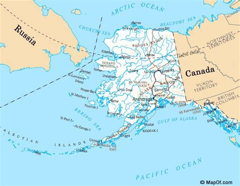 america map bering strait map of alaska and bering sea world map