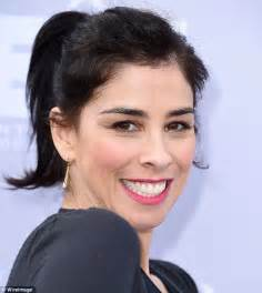 45 yr old makeover sarah silverman says women face too much pressure to have