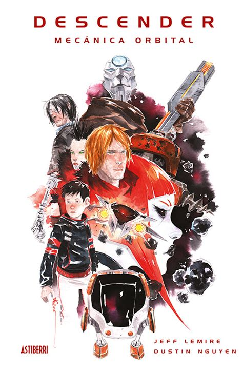libro descender volume 4 orbital descender 4 mecanica orbital