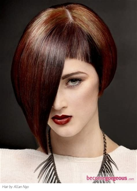 kamadora hair style two tone bob hairstyle two toned bob with a straight