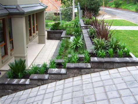 Brick Wall Ideas Garden Retaining Wall Design Ideas Garden Wall Australia