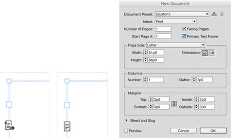 guide layout indesign top 5 indesign template tips indesignsecrets