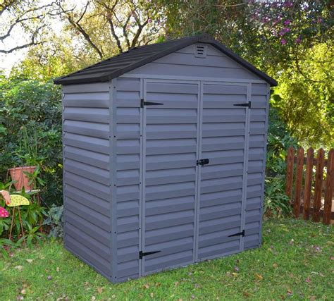 4 X 6 Garden Shed by Palram Skylight 6 X 3 Garden Shed Pas 63 775 00 Landera Outdoor Storage And Furniture